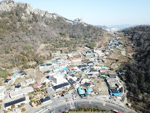 2. 목포시, 내년 산정1 대반지구 지적재조사 (대반마을 전경).png
